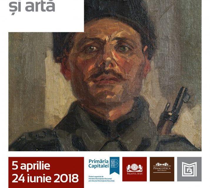 """Expoziția """"Războiul – între mit și artă"""" @ Muzeul Municipiului București – Palatul Suțu"""