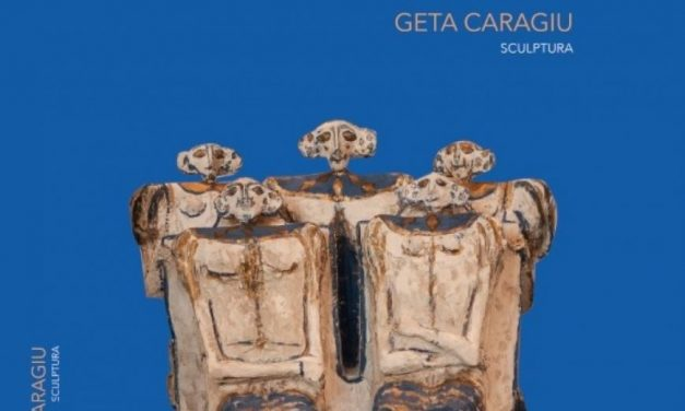 "Albumul ""Geta Caragiu-Sculptura"", lansat la ICR"