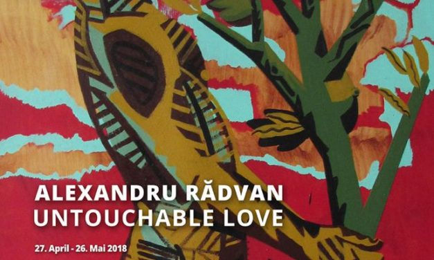 "Alexandru Rădvan ""Untouchable Love"" @ Anaid Art Gallery, Berlin"