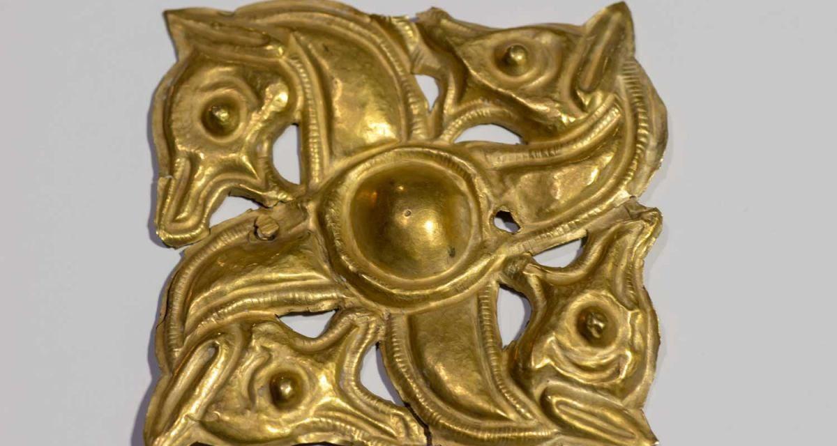 """Deschiderea expoziției """"Aur"""" la Muzeul Civilizațiilor Europei și Mediteranei, Marsilia"""