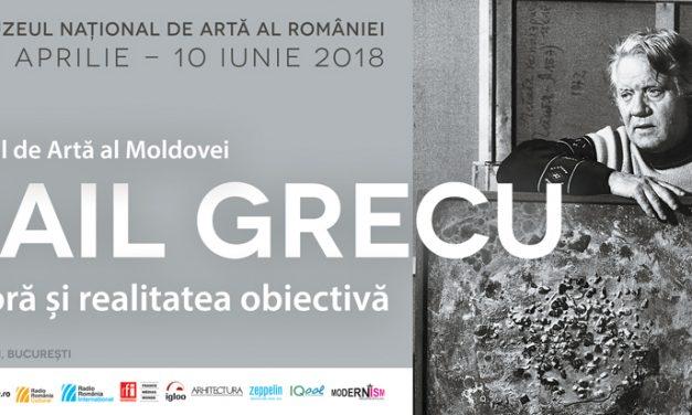 """Expoziția """"Mihail Grecu – Între metaforă și realitatea obiectivă"""" @ Muzeul Naţional de Artă al României"""
