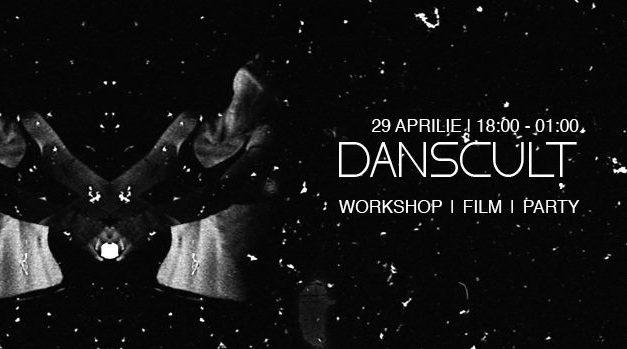 Dansculț – ziua internațională a dansului @ Linotip – Centru Independent Coregrafic