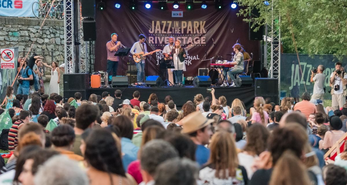 Concurs internațional Jazz in the Park – înscrieri deschise