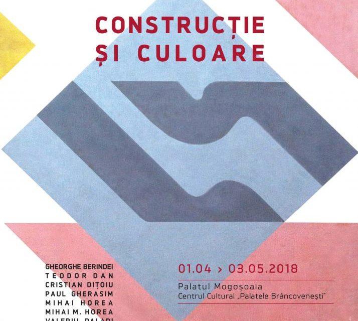 """Expoziția """"Construcție și culoare"""" @ Centrul Cultural """"Palatele Brâncovenești de la Porțile Bucureștiului"""""""