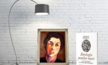 """Expoziția""""Portretul poetic în creația Margaretei Sterian"""" @ Muzeul Național al Literaturii Române"""