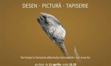 """Expoziție și lansarea albumului retrospectiv """"Desen ∙ Pictura ∙ Culoare"""" a artistului Traian Ștefan Boicescu @ Palatul Parlamentului Sala de Expoziții """"Constantin Brâncuși"""""""