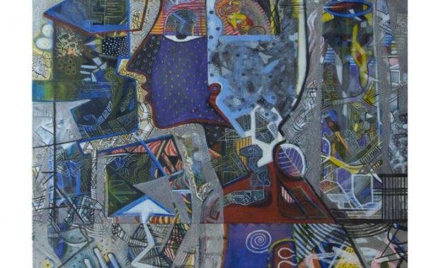 """Expoziție de pictură """"Grădina Magică"""" de Gina Paula Baranovschi @ DanaArtGallery și Metropolis Art Collection, București"""