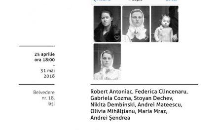 Expoziție experimentală Arheologie și postarhivă @ Borderline Art Space, Iași