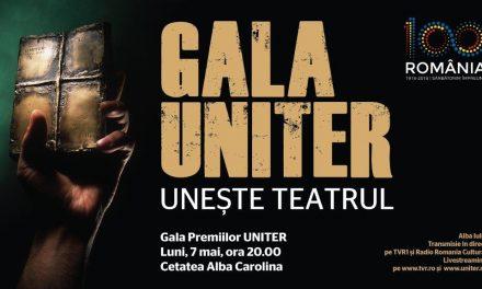 Gala Premiilor UNITER – Alba Iulia