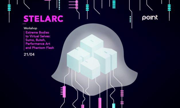 STELARC vine la NOVA, festivalul de noi tehnologii în artele performative organizat de POINT