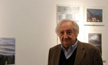 Prima expoziţie personală a scriitorului Dumitru Ţepeneag @ Galeria Institutului Cultural Român de la Paris