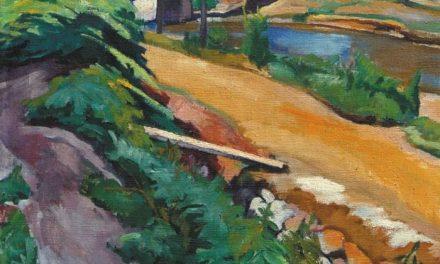 """Un secol de creație artistică. 1918-2018 (I) """"Peisaj"""" @ Muzeul de Artă Cluj-Napoca"""