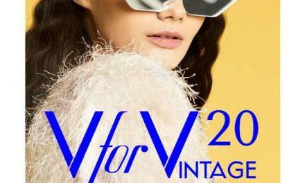 V for Vintage te invită la #UPGRADE, în 21-22 aprilie, la Landmark, București