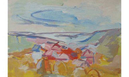 Mihai Puricel – expoziția de pictură CUIB @ Biblioteca Națională a României