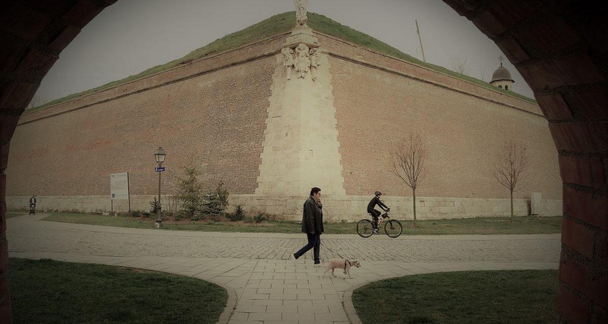 Alba Iulia – geometrii citadine II