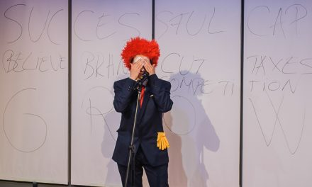 VINOVAT,-Ă one-woman show care abordează criza schimbărilor climatice @ Centrul de Teatru Educațional Replika