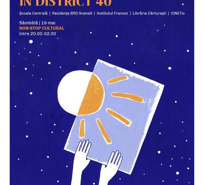 Noapte Albă în District 40, București