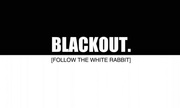 "Ada Muntean ""Blackout. [Follow The White Rabbit]"" @ New Now art space Frankfurt"