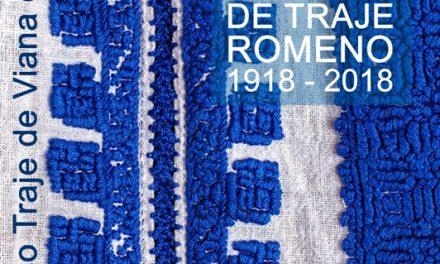 100 de ani de costum românesc. 1918-2018 @ Museu do Traje (Muzeul Costumului Tradiţional) din Viana do Castelo