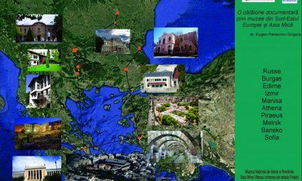 O nouă conferință în cadrul seriei Historia Viva:  O călătorie documentară prin muzee din Sud-Estul Europei și Asia Mică @ Muzeul Naţional de Istorie a României