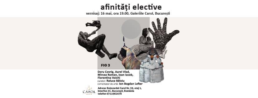 Afinități elective @ Galeriile Carol, București
