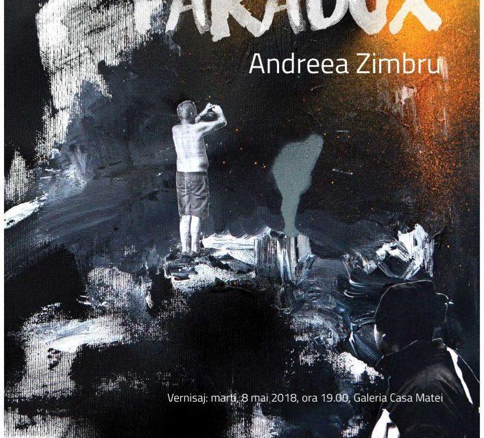 "Expo Maraton 2018: Andreea Zimbru, ""Paradox"", Ovidiu-Valeriu Bojor ""Caustic"" @ Galeria Casa Matei, Cluj-Napoca"