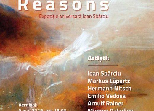 """Expoziție aniversară Ioan Sbârciu """"17 Reasons"""" @ Muzeul de Artă Cluj-Napoca"""
