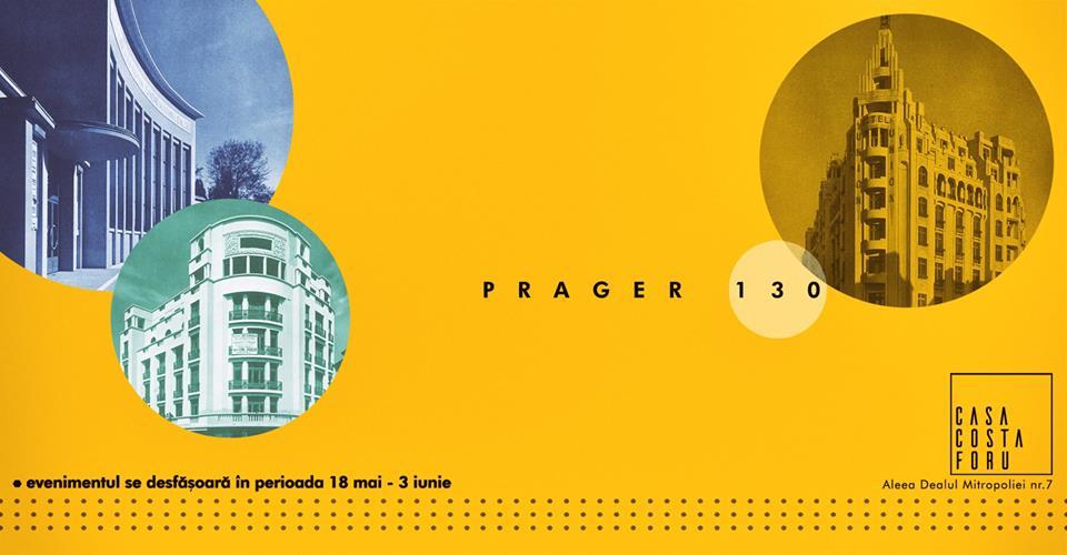 Aniversarea a 130 de ani de la nașterea lui Emil Prager @ Spațiul cultural alternativ Casa Costa-Foru