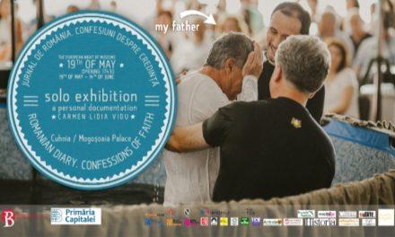 """Expoziție Carmen Lidia Vidu """"Confesiuni despre credinţă"""" @ Centrul Cultural """"Palatele Brâncovenești de la Porțile Bucureștiului"""""""