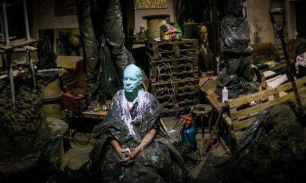 Colectivul artistic Baraka expune în mansarda Bastionului Theresia, Timișoara