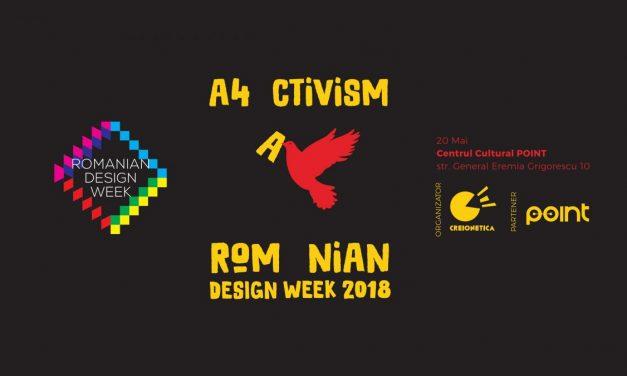 Expoziție de postere activiste // A4Activism @ RDW