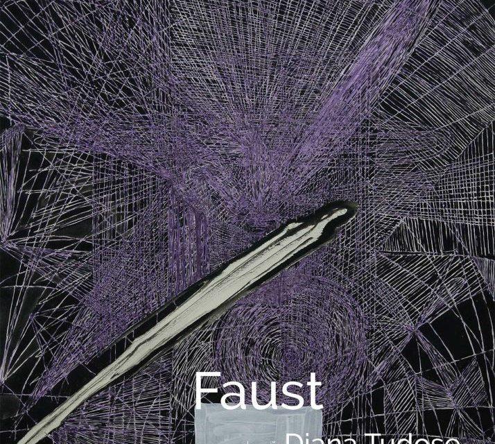 """Expoziția """"Faust – după Diana Tudose"""" @ Biblioteca Municipală B.P. Haşdeu din Chişinău"""