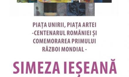 """Expoziția """"Simeza Ieșeană"""" @ Galeria de Artă Mobilă, Iași"""