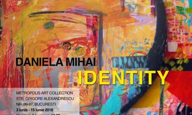 """Expoziția Daniela Mihai """"IDENTITY"""" @ Metropolis Art Collection, București"""