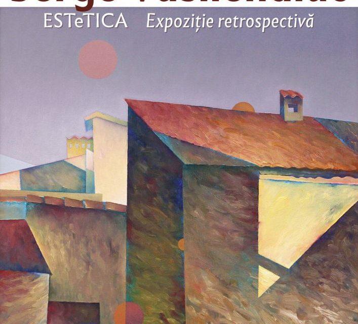 """Expoziția Serge VASILENDIUC """"ESTeTICA""""@ Complexul Muzeal Național """"Moldova"""" Iași"""