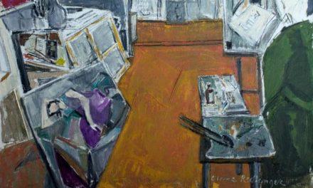 Expoziția de pictură și grafică Alma Redlinger @ Galeria Simeza, București
