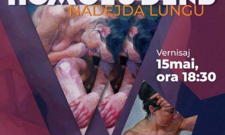 """Expoziția personală a artistei Nadejda Lungu """"HomoLudens"""" @ Elite Art Gallery, București"""