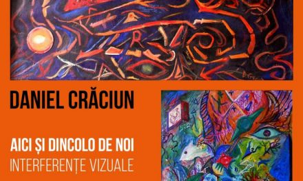 """Expoziție Daniel Craciun, """"Aici și dincolo de noi"""" @ ANAV / Gallery, București"""