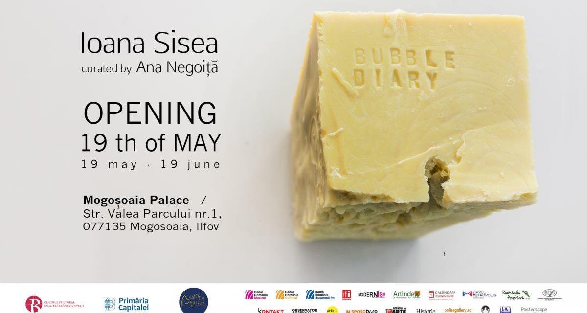 """ExpozițieIoana Maria Sisea """"Bubble Diary"""" @ Centrul Cultural """"Palatele Brâncovenești de la Porțile Bucureștiului"""""""