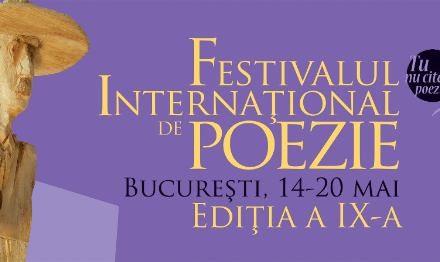 FESTIVALUL INTERNAȚIONAL DE POEZIE BUCUREȘTI, ediția a IX-a
