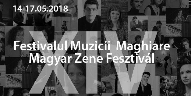 Festivalul Muzicii Maghiare, ediția XIV