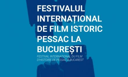 Festivalul de film istoric Pessac la București