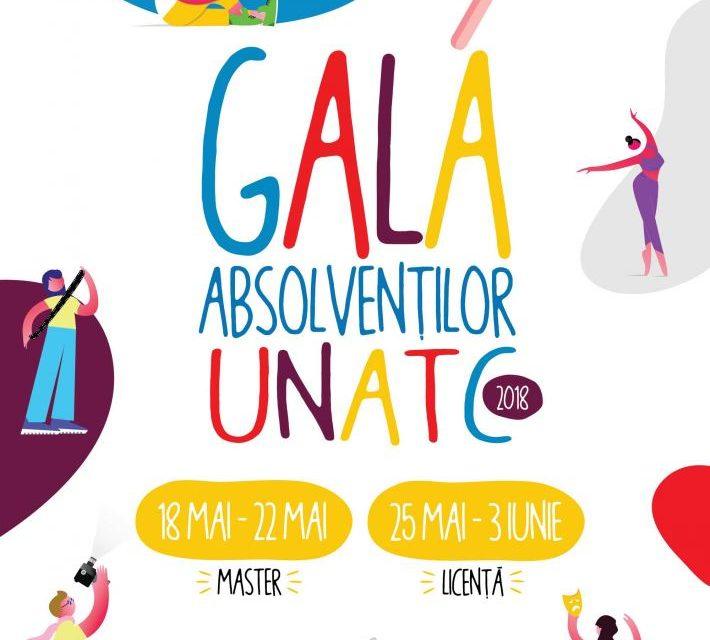 Gala Absolvenților UNATC 2018