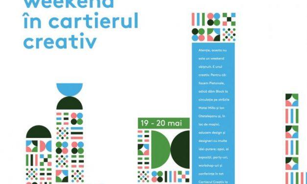Festivalul Romanian Design Week pune Bucureștiul pe harta celor mai creative orașe din Europa, prin organizarea unui weekend dedicat Cartierului Creativ