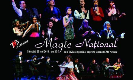 Magic Naţional la TNB