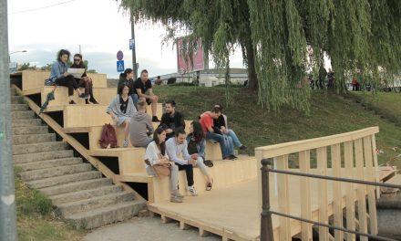 Concurs Somes Delivery 2018 | Proiecte si instalatii artistice in Parcul Armatura