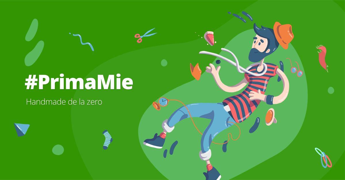 Breslo lansează #PrimaMie – program pentru creatori puși pe treabă
