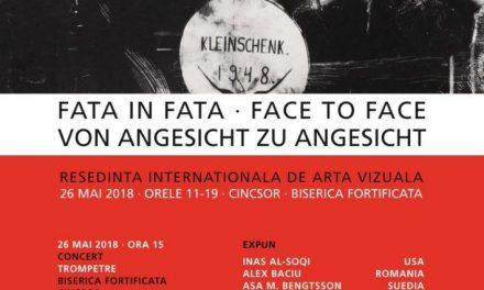 Reședința Internațională de Artă Vizuală Cincșor 2018