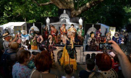 Festivalul Internațional al Statuilor Vivante 2018