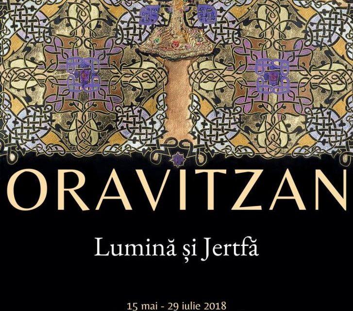 """Silviu Oravitzan – Expoziția """"Lumină și jertfă"""" @ Muzeul de Artă Arad"""